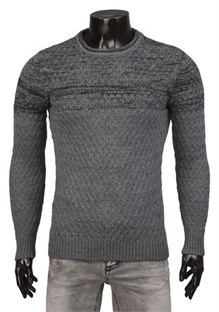 Madmext Smoked Jumper 1557