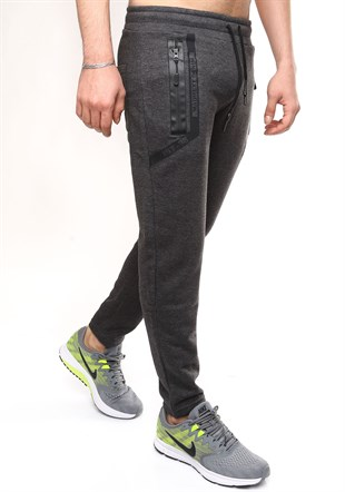 Madmext Casual Smoked Jogger 2078