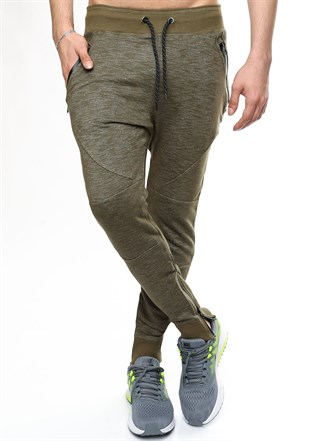 Madmext Skinny Camel jogger 2076