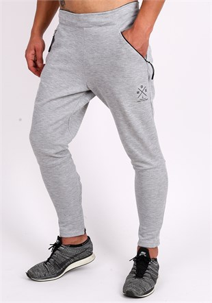 Madmext Grey Joggers 2070